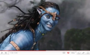 Avatar screenplay James Cameron, movie still