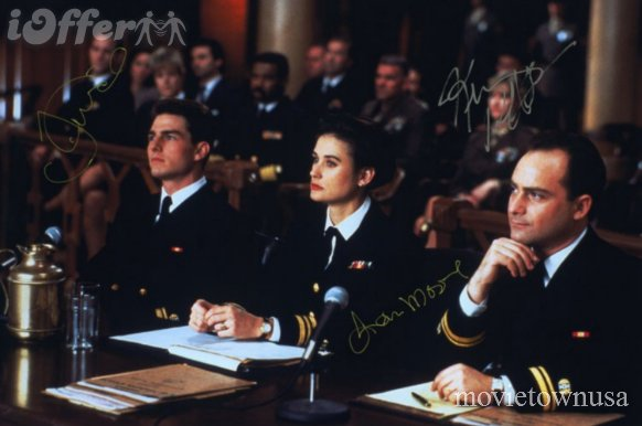 Kevin Pollack in a scene from the movie A Few Good Men