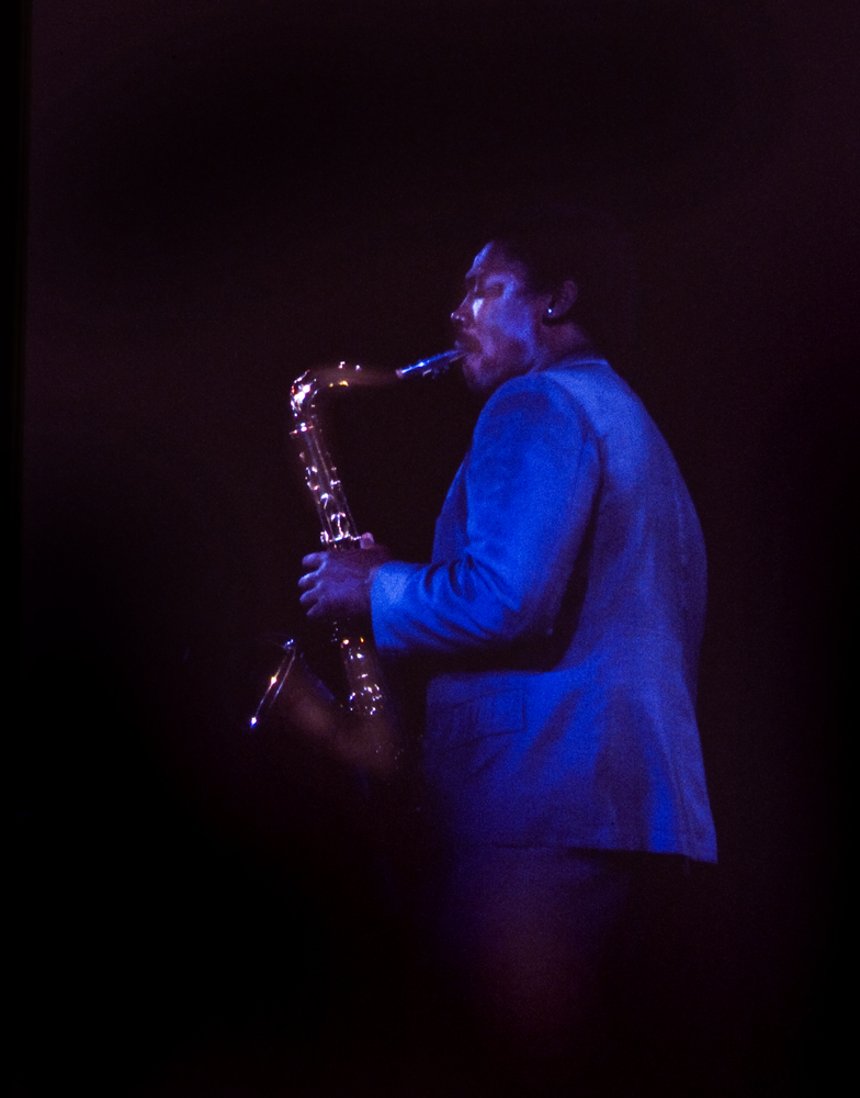 Clarence Clemons -los angeles photographer GregoryMancuso