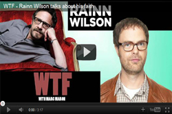 WTF podcast Marc Maron comedian