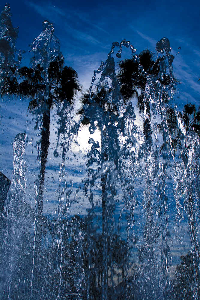 Top ten best Los Angeles fountain photographs shot in LA by corporate photographer Greg Mancuso - 3