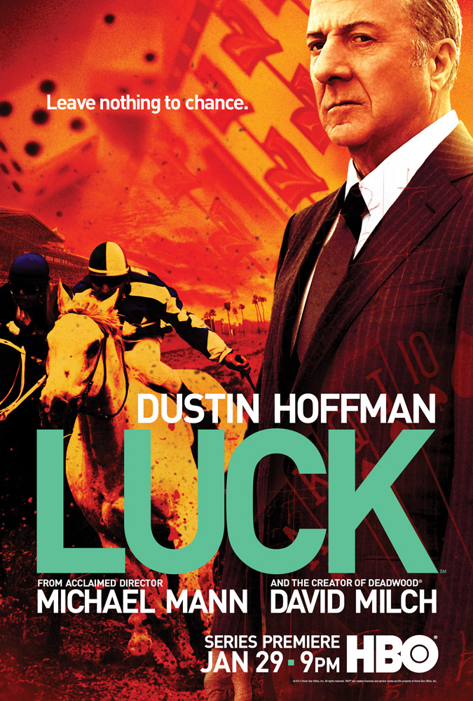 Luck - poster