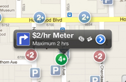 Parker app finds and pays for parking spaces