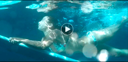 best-youtube-video-of-Tribord-sport-commercial-showing-underwater-ocean-clips-woman--