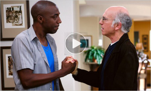 Top Ten funniest scenes - Larry_David_& JB Smoove in_Curb_Your_Enthusiasm tv show