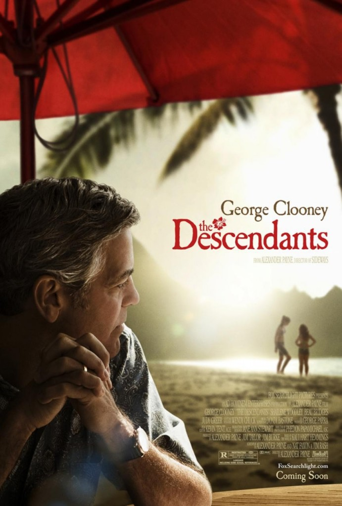 the_descendants_movie poster