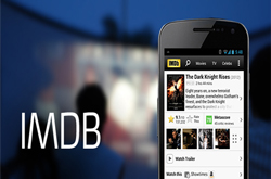 Apps-IMDB - app for movie showtimes, reviews & more
