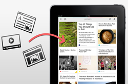 Pocket-app-showing-Content-Saved-to-iPad