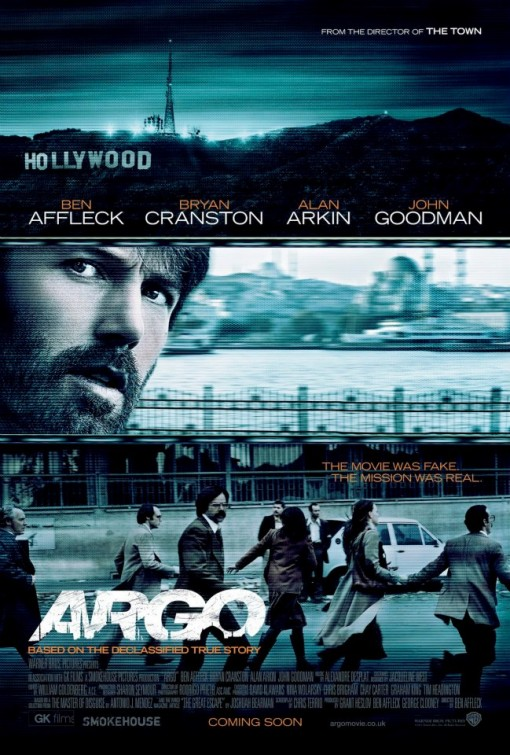 Argo-movie-poster with 3 stills