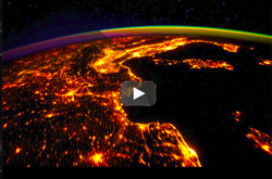 Video | Further Up Yonder - exquisite timelapse space images