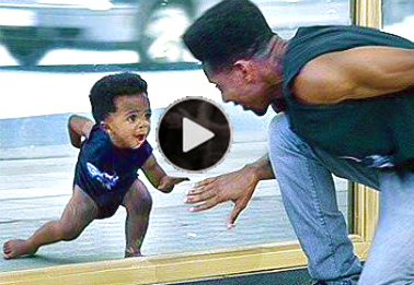 Funny-youtube-video-of-babies-dancing-with-their-adult-selves-titled-Dancing-With-My-Baby-Me-