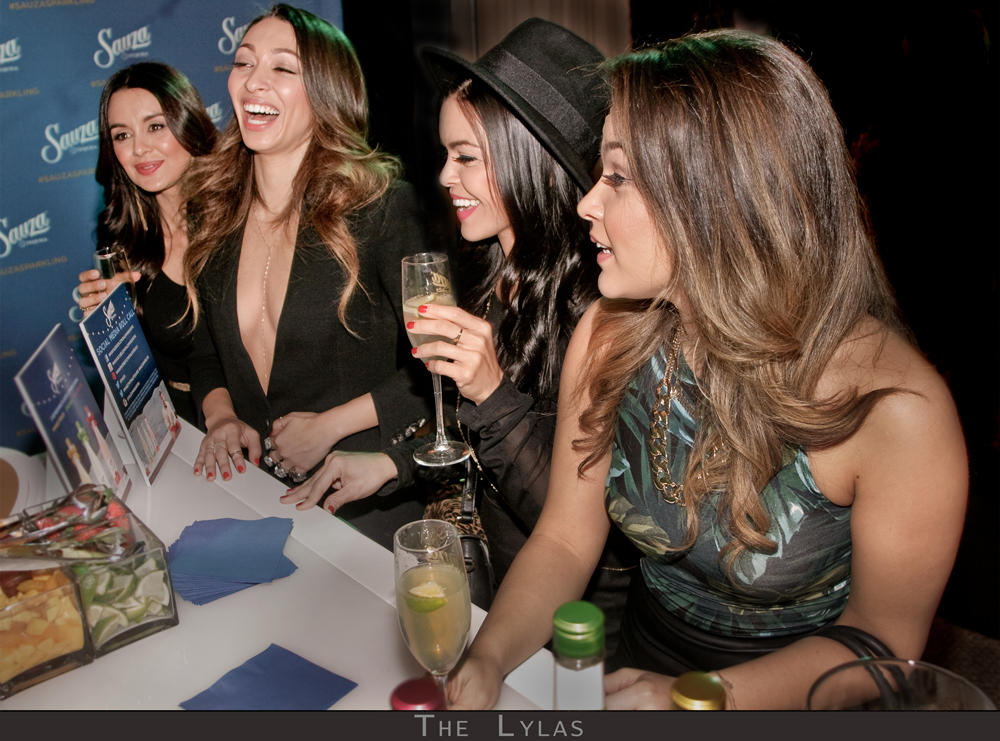 The Lylas band at a corporate event in Los Angeles shot for Sauza tequila by Gregory Mancuso, American Music Awards
