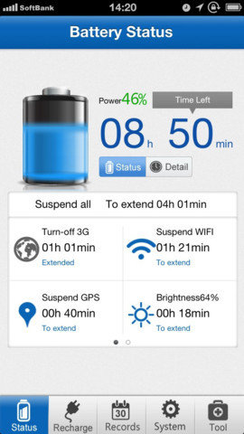 five free apps that will help you extend the battery life of your smartphone