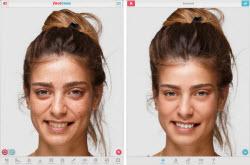 Apps-Facetune for iPhone, iPad, iPod improves mobile photos easily with pro-like tools,t