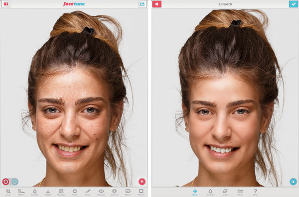 Apps-Facetune for iPhone, iPad, iPod improves mobile photos easily with pro-like tools.jpg