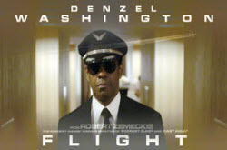 Flight -movie--poster with-Denzel-Washington, t