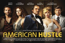 American Hustle movie script, photos, video, production notes, T