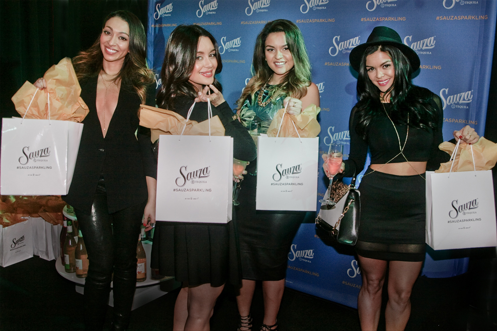 Event-Photography-Los-Angeles-American-Music-Awards-celebrities--The Lylas with swag-photo-by-Los-Angeles-event-photographer