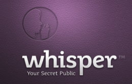 The best iphone and android anonymous apps let social media users speak freely, Whisper appS