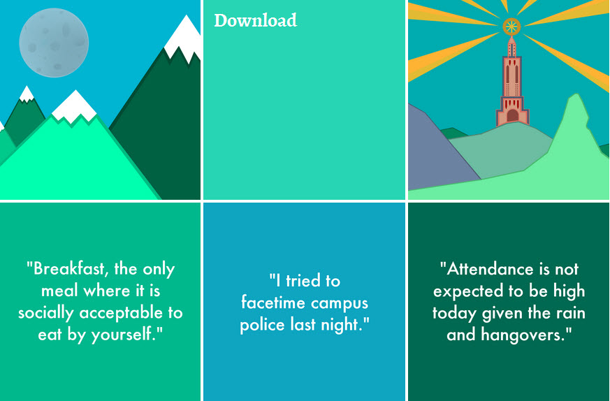 The best iphone and android anonymous apps let social media users speak freely, Yik Yak app