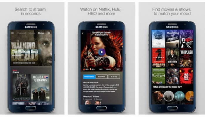 Yahoo Video Guide combines all your streaming apps into one, iphone android