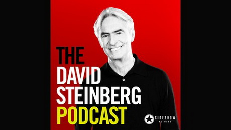 Podcasts David Steinberg logo